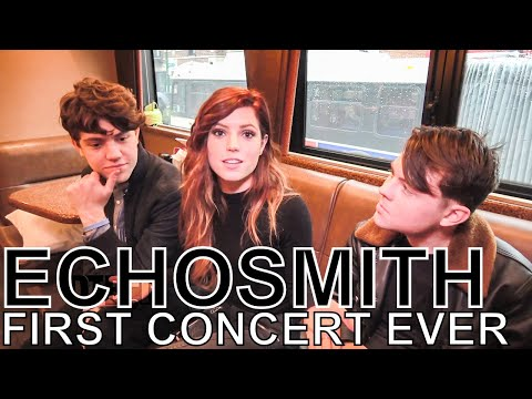 Echosmith - FIRST CONCERT EVER Ep. 45