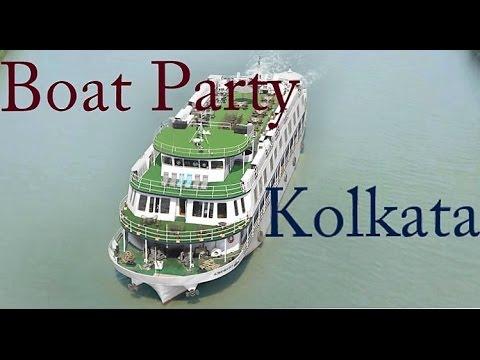Kolkata Boat Party on Ganges