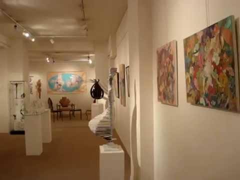 Exposition de Nicolaï Panayotov et Larisa Ilieva - Galerie Arte Viva