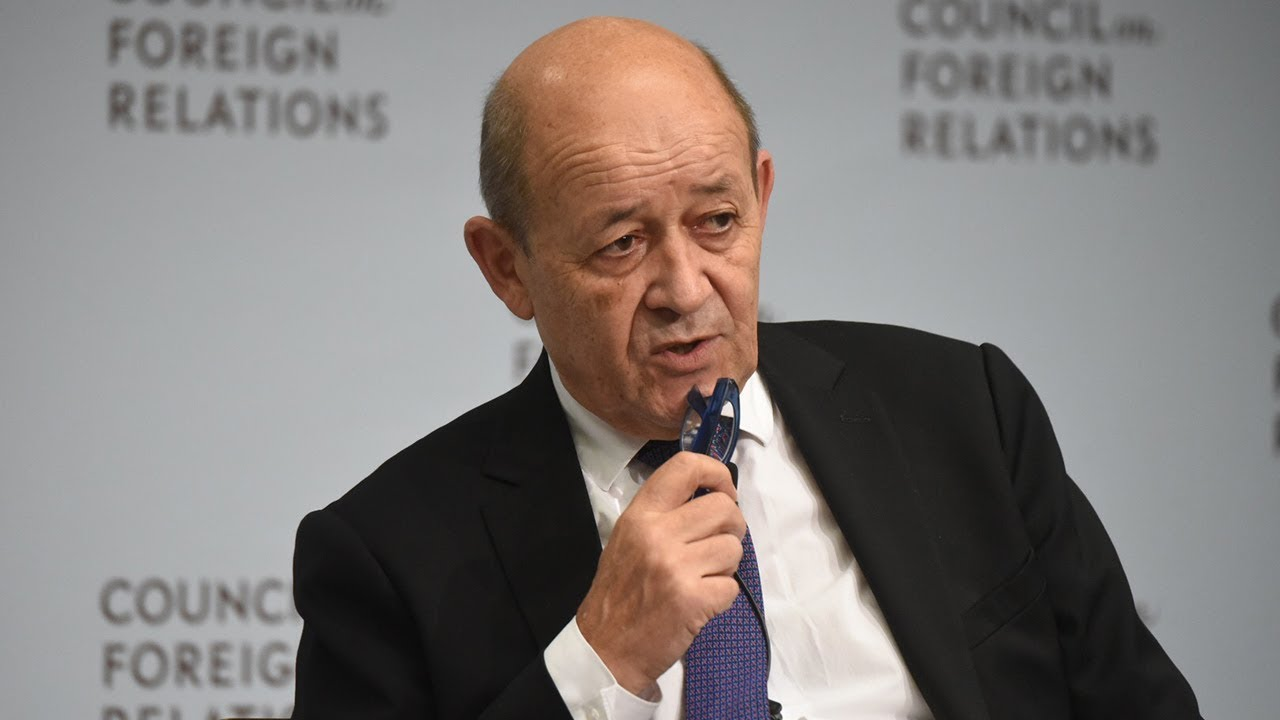 Image result for jean-yves le drian