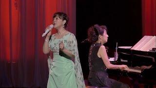 岩崎宏美とジャズピアニスト国府弘子、二人のマドンナが夢の共演。 ピア...