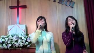 Chúa Là Tất Cả - Thanh Trúc & Naomi