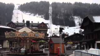 Morzine Town Square