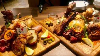 【大食い】約2.9×2 肉ソン・肉肉肉盛り合わせ【デカ盛り】