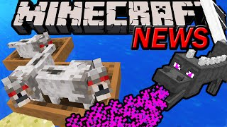Minecraft 1.9 News: Ender Dragon Upgrade, Animals in Boats, Dragon Resurrection, Difficulty Increase