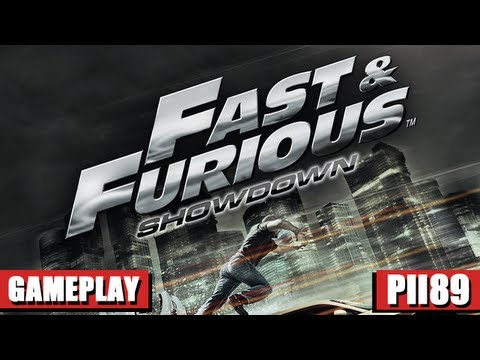 The Fast and the Furious Tokyo Drift ENG ISO PSP