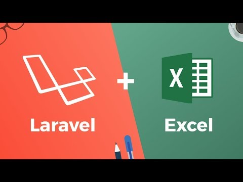 Laravel Excel - Useful Laravel Packages - YouTube