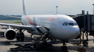Malaysia Airlines | A330-300 | KUL-MEL | Economy