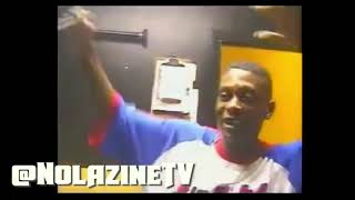Lil Boosie Throwback Freestyle