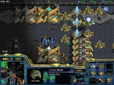starcraft brood war 2 vs 2 fastest ( contra un supuesto HACKER)