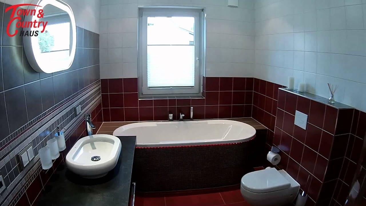 Hausbau Musterhaus Typ Bungalow 128 In Großkoschen Youtube