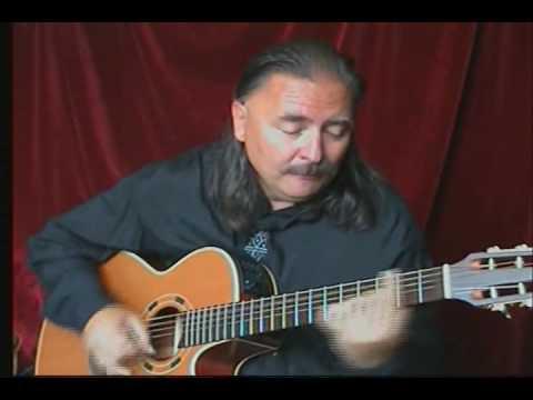 Аfriса (TOTO) – Igor Presnyakov  –  solo acoustic fingerstyle guitar