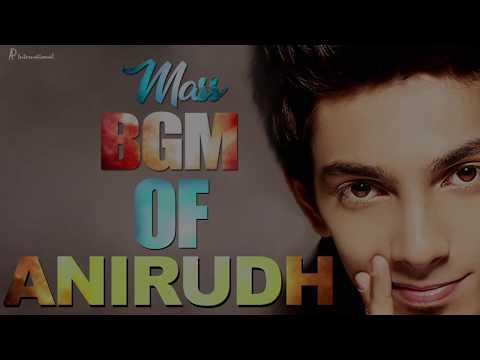 Anirudh Mass BGM Collection | Kaaki Sattai | Maan Karate | Maari | Vedalam | VIP | Anirudh Hit Songs