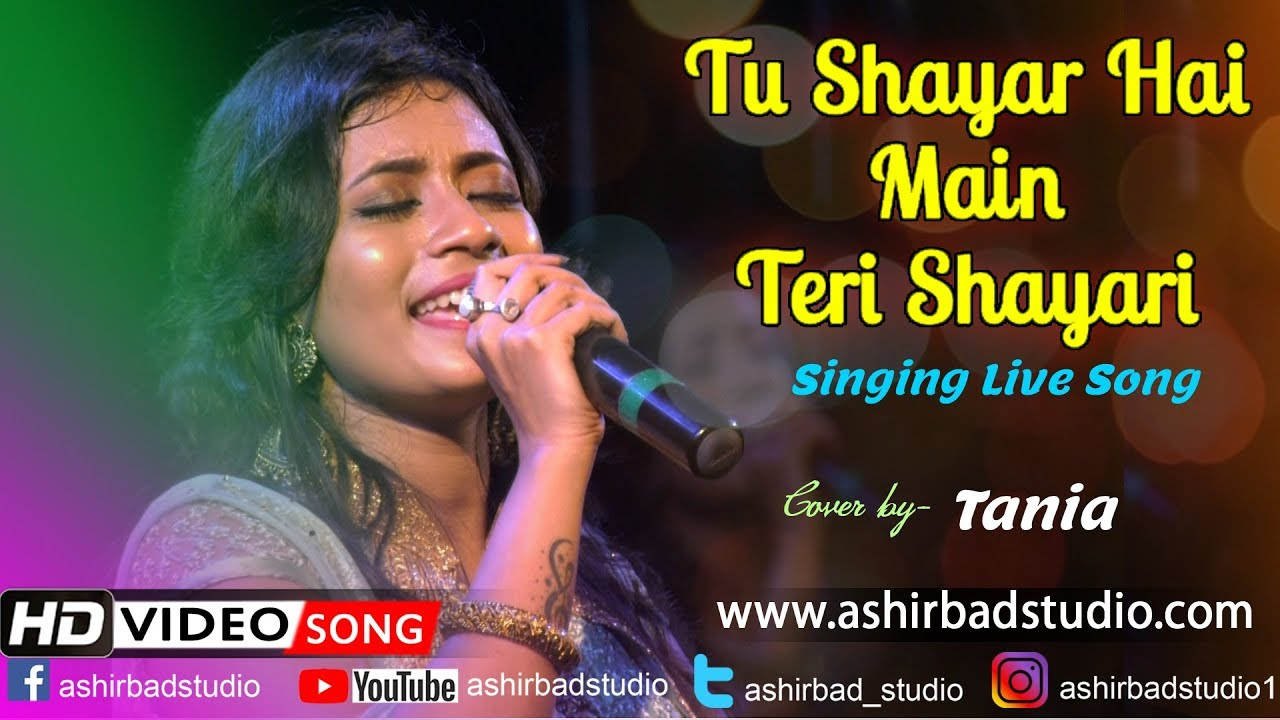 Tu shayar hai dj mix mp3 download.