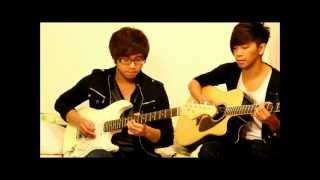 Because I'm Stupid - SS501 Guitar Cover