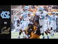 North Carolina vs. California Football Highlights (2018)