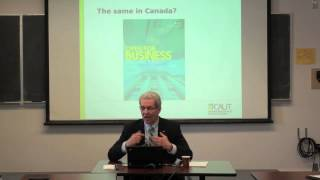 Lecture:  J.L.Turk - Protecting Academic Integrity When Universities Collaborate with Industry
