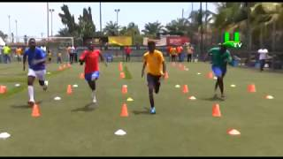 Aves International Academy organises soccer and fun games