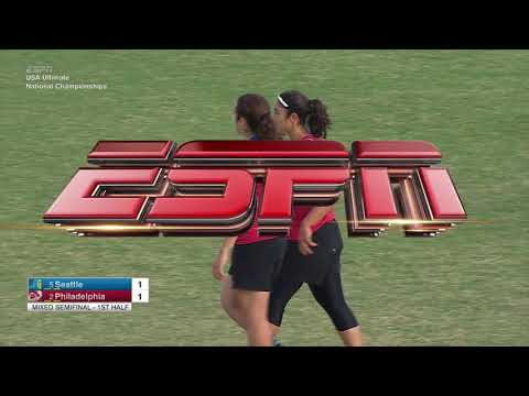 2017 National Championships: Mixed Semi Philly vs Seattle