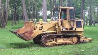 Caterpillar 953 Track Loader Dozer FOR SALE $25,000 in VA or best offer