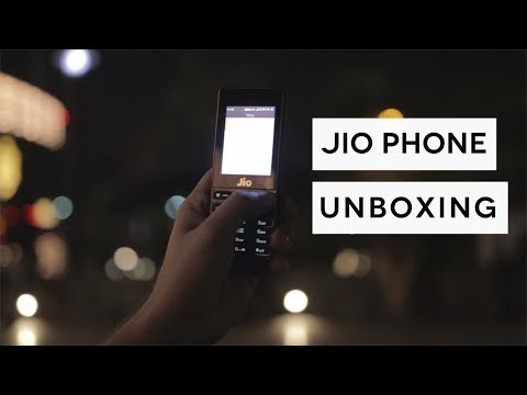 Jio Phone Unboxing | Aam Aadmi Review + Giveaway 👈🏻🔥