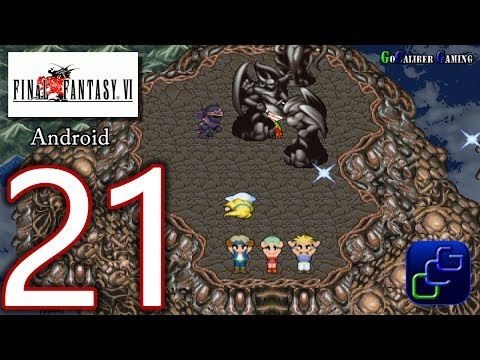 FINAL FANTASY 6 VI Android Walkthrough - Part 21 - Ruined World CELES