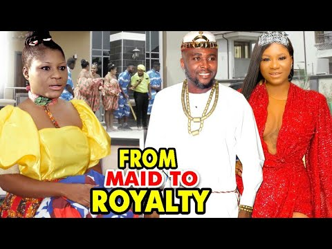 Download FROM MAID TO ROYALTY Complete Movie - NEW MOVIE HIT Destiny Etiko & Onny Michael 2020 Latest Movie
