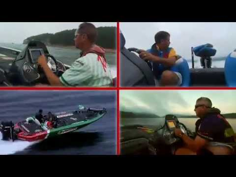 2011 FLW TV  Forrest Wood Cup on Lake Ouachita