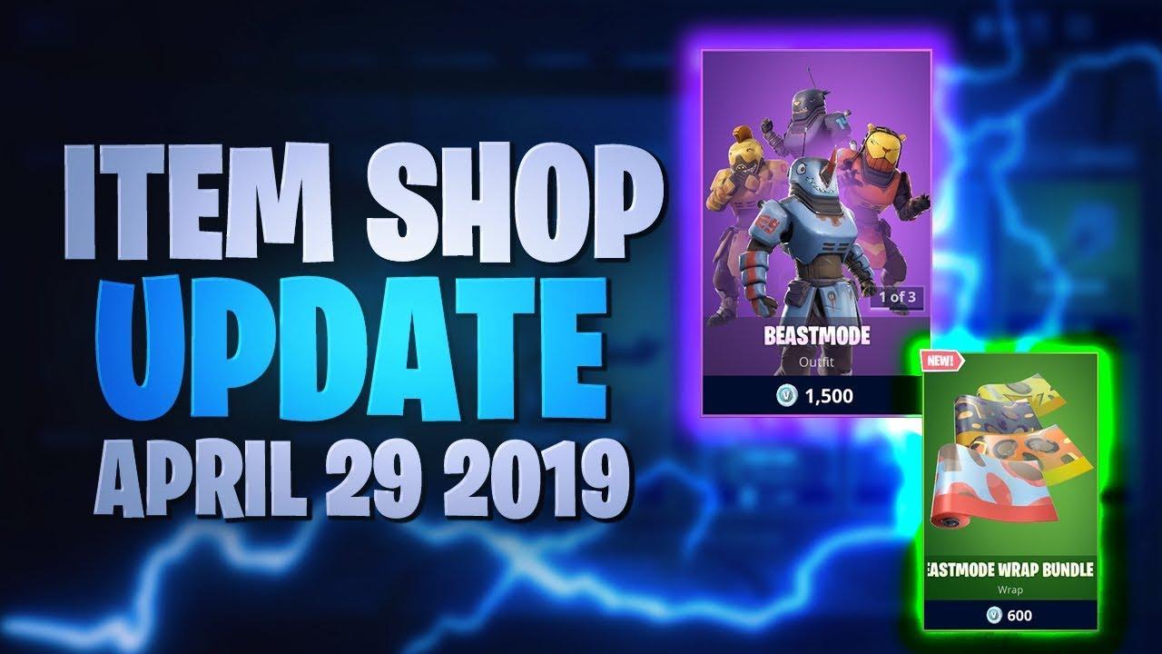 Fortnite Item Shop Today April 29 2019 Fortnite 3 3 Hack