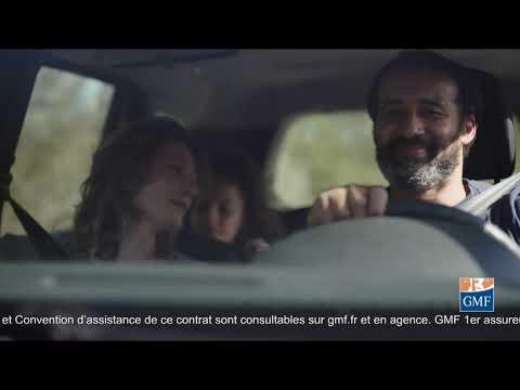 """Musique de la pub GMF – réduction pour ceux qui roulent peu """"Samuel cuisiner dans une école"""" Pub 25s Mai 2021"""