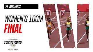 WOMEN'S 100M FINAL | Athletics - Highlights
