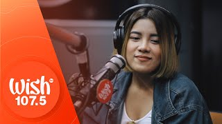 "Keiko Necesario performs ""Blithe"" LIVE on Wish 107.5 Bus"