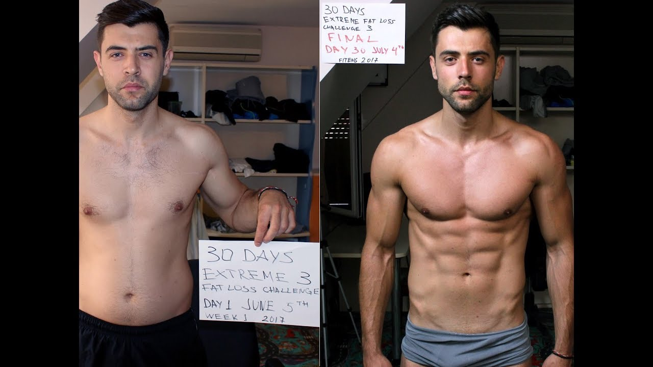 30 Day Body Transformation Workout Workoutwaper Co