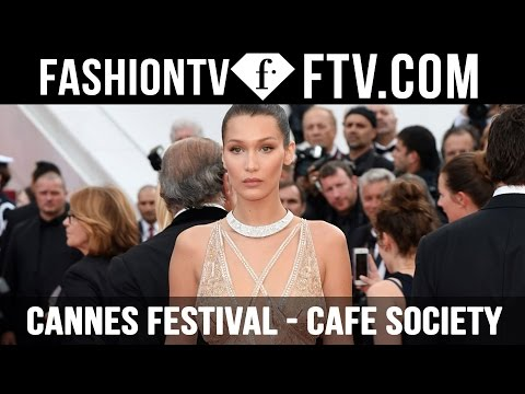 """Cannes Film Festival Day 1 Part 4 -  """"Cafe Society"""" 