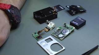 Как разобрать GoPro Hero 3+ ?
