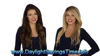 When To Change The Clocks - Fall Back 2021 - Daylight Savings Time Fall 2021