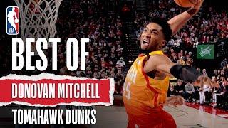 Donovan Mitchell's BEST Tomahawk Dunks 👀