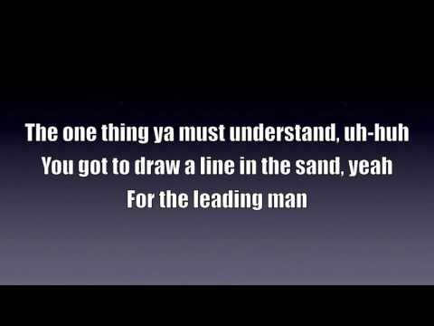 Leading Man by Gavin DeGraw Lyrics
