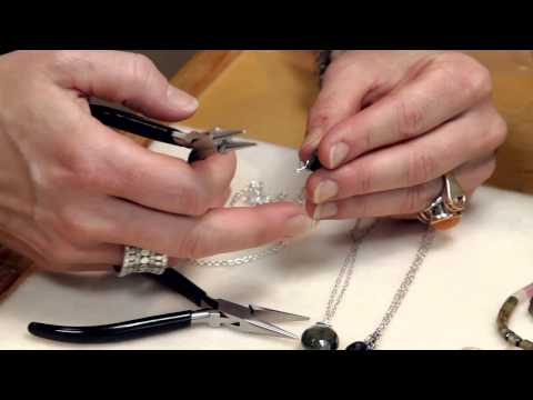 How to Wire Wrap Gemstones to Make Jewelry : Introduction to Wire Wrap Jewelry