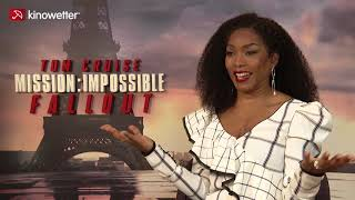 Interview Angela Bassett MISSION: IMPOSSIBLE - FALLOUT