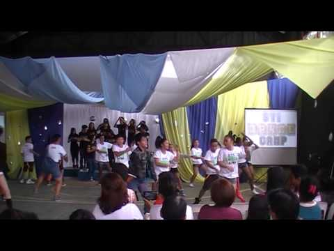 STI Balayan Dance Camp Jump In