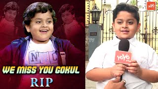 Miss You Gokul | Junior Balakrishna | Drama Juniors Fame Gokul Sai