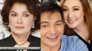 Pamilya ni SHARON CUNETA Apektado sa REUNION ni SHARON at GABBY CONCEPCION Loveteam!