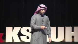 "The Other Side of ""New Media"" علاء يوسف| الوجه الاخر للإعلام الجديد | Ala'a Yousef | TEDxKSAUHS"