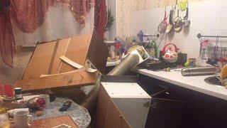 Момент сильного землетрясения в Иркутской области #9