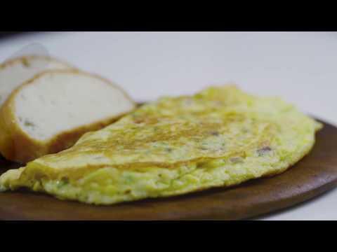 Amul Recipes : Cheese Omelette Recipe - Hindi