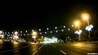 Luminite de Craciun -Bucuresti 2014