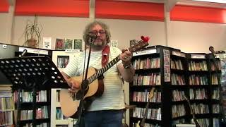 For What It's Worth by Brendan Hawthorne at Gt Bridge Library Open Mic 17.5.18