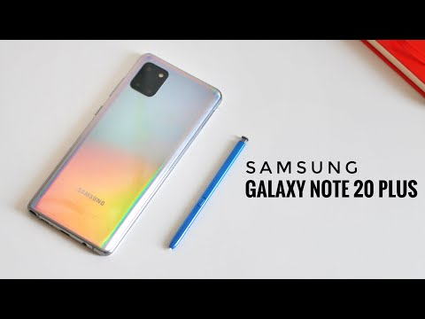 Samsung Galaxy Note 20 Plus - FIRST LOOK!