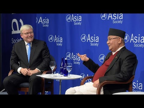 Peace, Democracy, and Development: Nepal's Prime Minister K  P  Sharma Oli